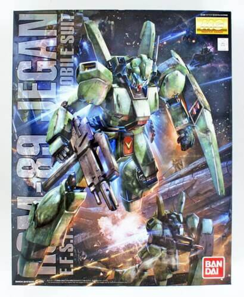 Bandai MG 303480 Gundam RGM-89 Jegan 1/100 Scale Kit