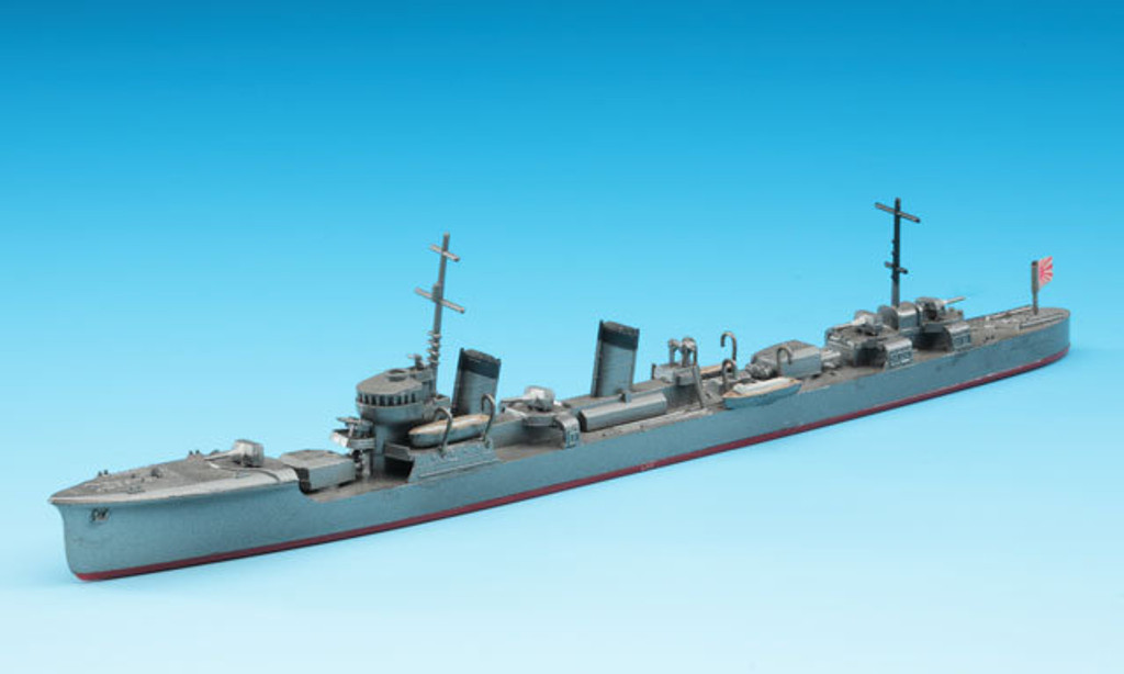 Hasegawa Waterline 416 IJN Mutsuki Destroyer BattleShip 1/700 Scale Kit