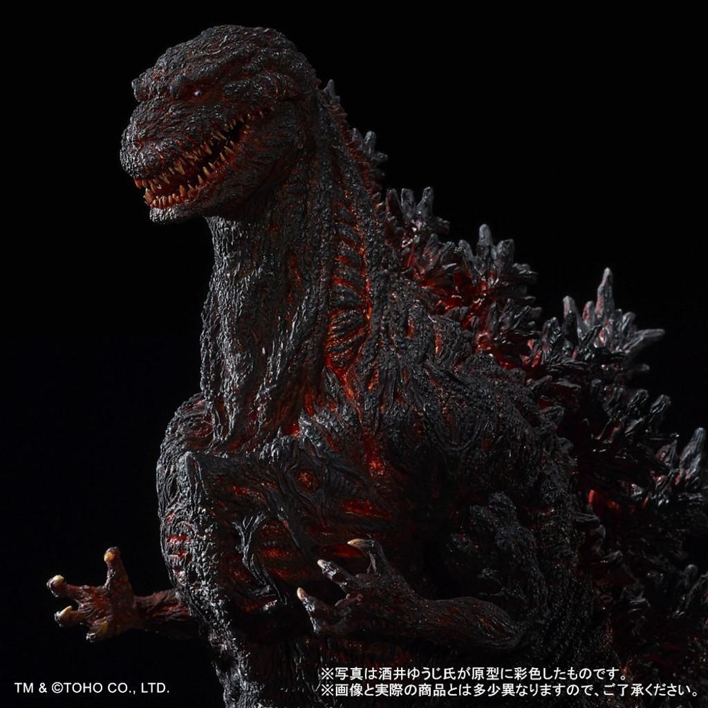 XPlus Toho 30cm Series Sakai Yuji Modeling Collection Godzilla 2016 Figure