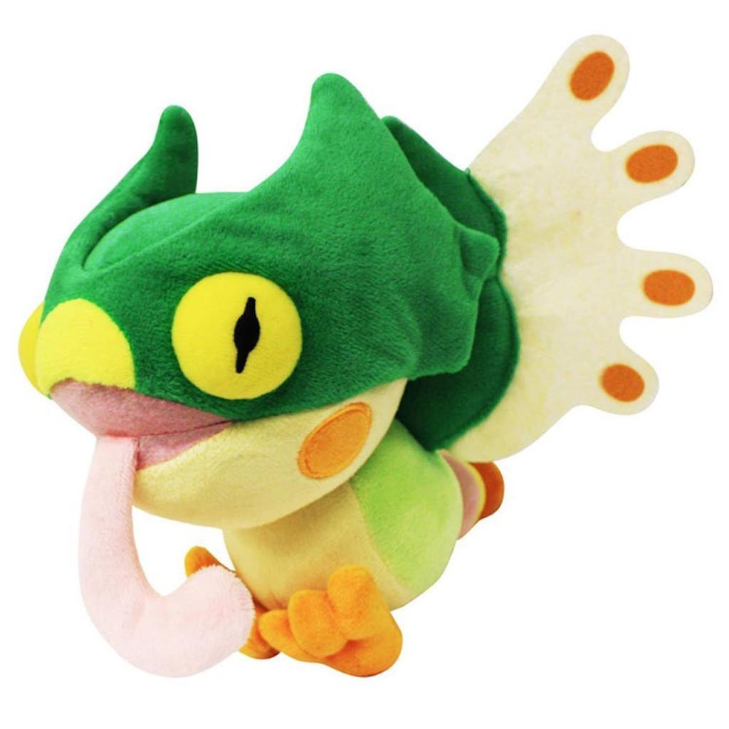 Capcom Pukei-Pukei Stuffed Plush Toy (Monster Hunter World)