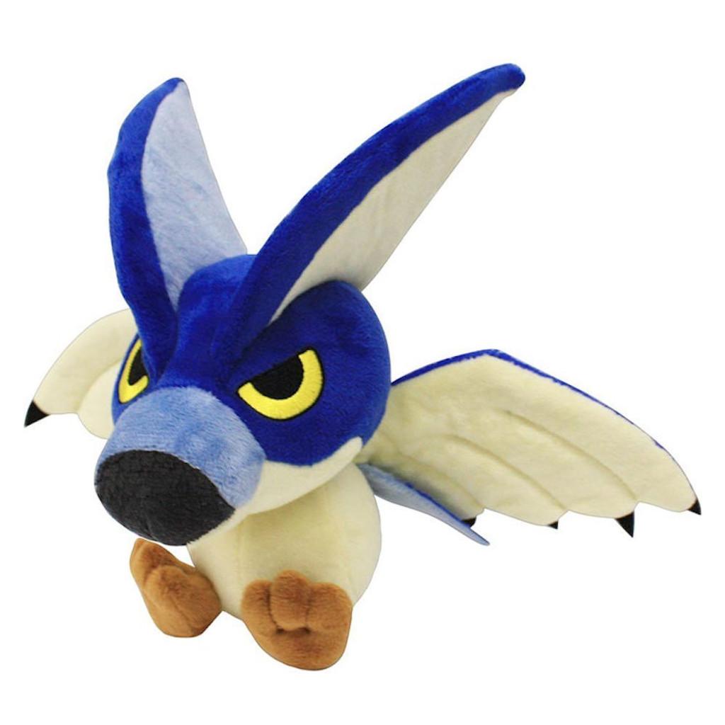 Capcom Legiana Stuffed Plush Toy (Monster Hunter World)