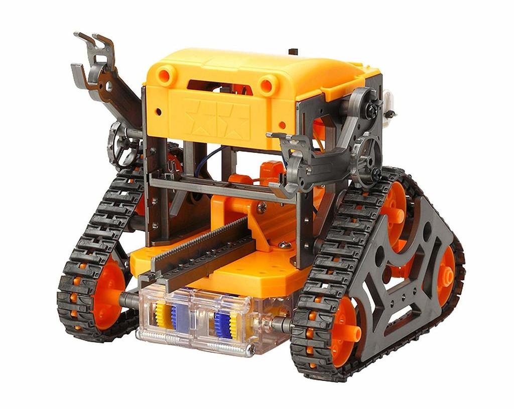 Tamiya 69922 Cam-Program Robot Gun Metal & Orange