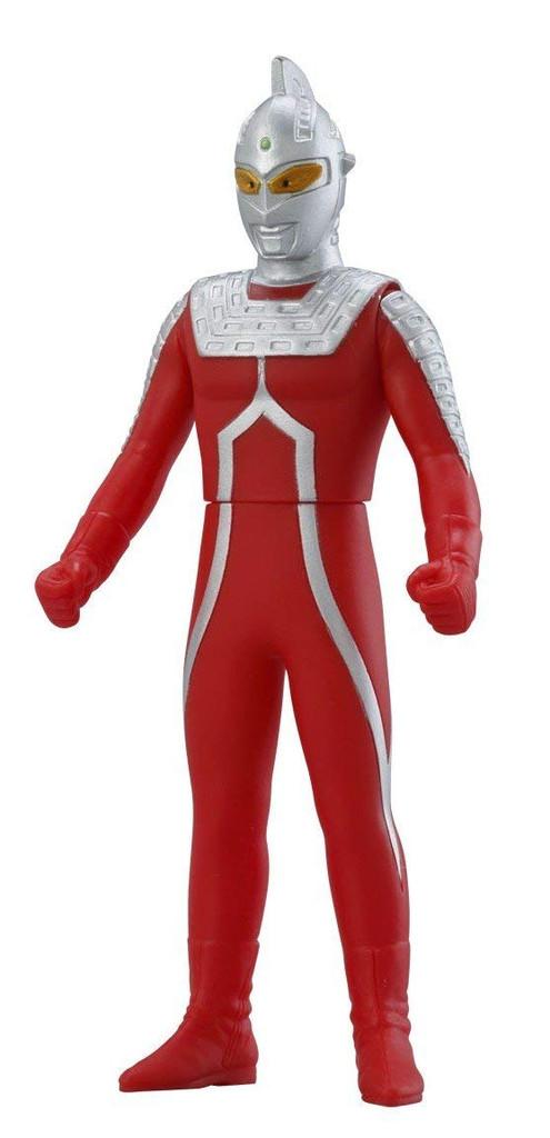 Bandai Ultraman Ultra Hero Series 02 Ultra Seven Figure