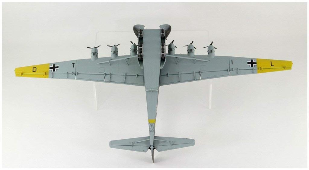 Pit-Road Skywave SN20 Luftwaffe German Air Force Transport Aircraft Me323 D-1 Gigant 1/144 scale kit