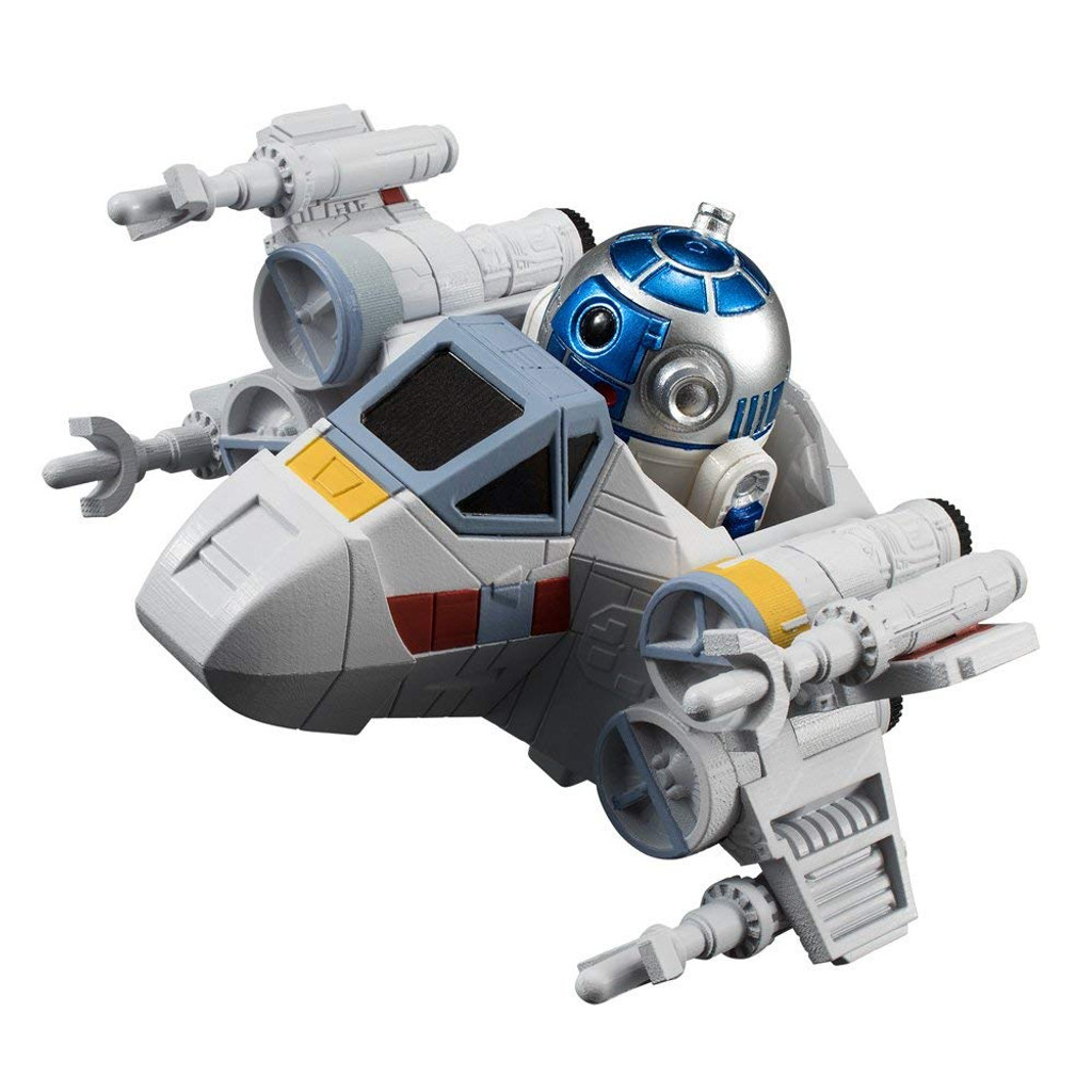 Bandai Candy 057321 STAR WARS CONVERGE VEHICLE X-WING Figure 1PC.