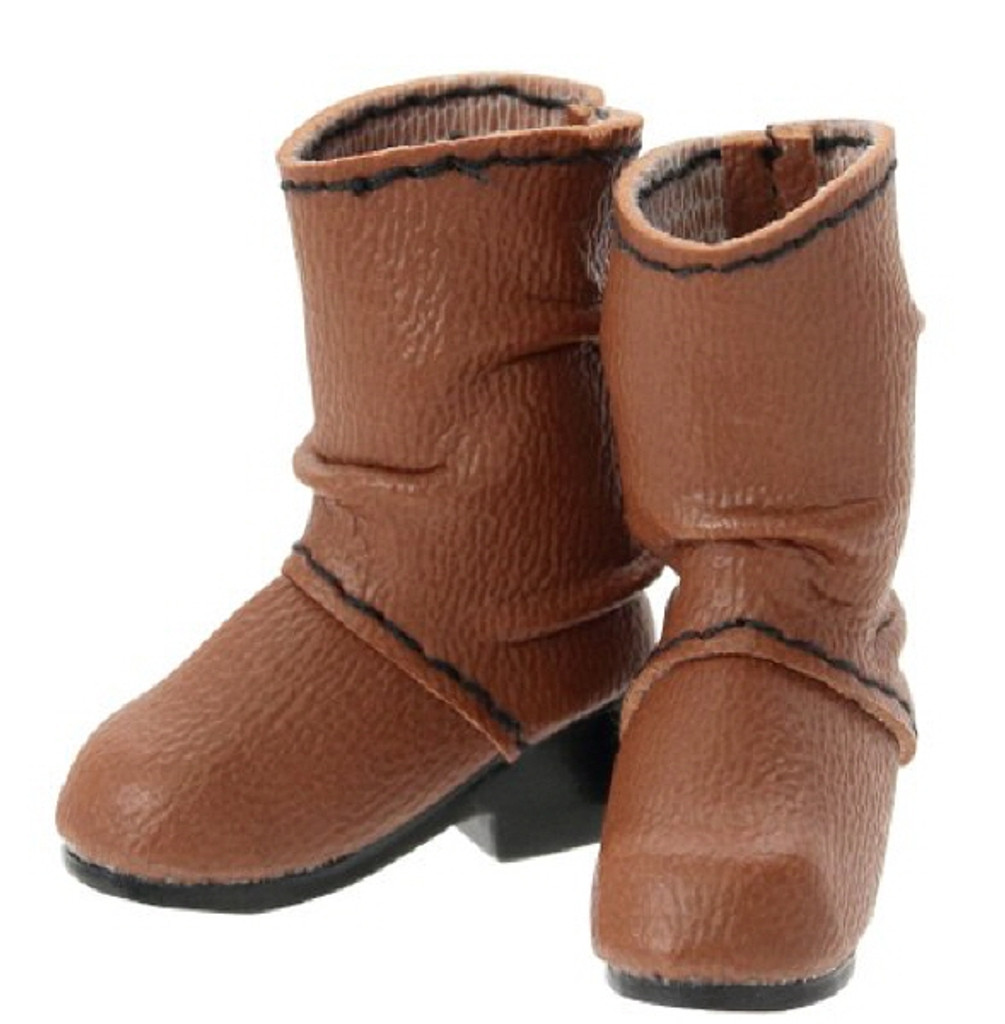 Azone AKT113-BRN Crease Engineer Boots Brown