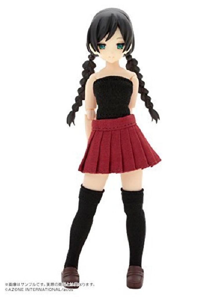 Azone ALC027-DBK Custom Lily Type-D Battle Costume Ver. Black