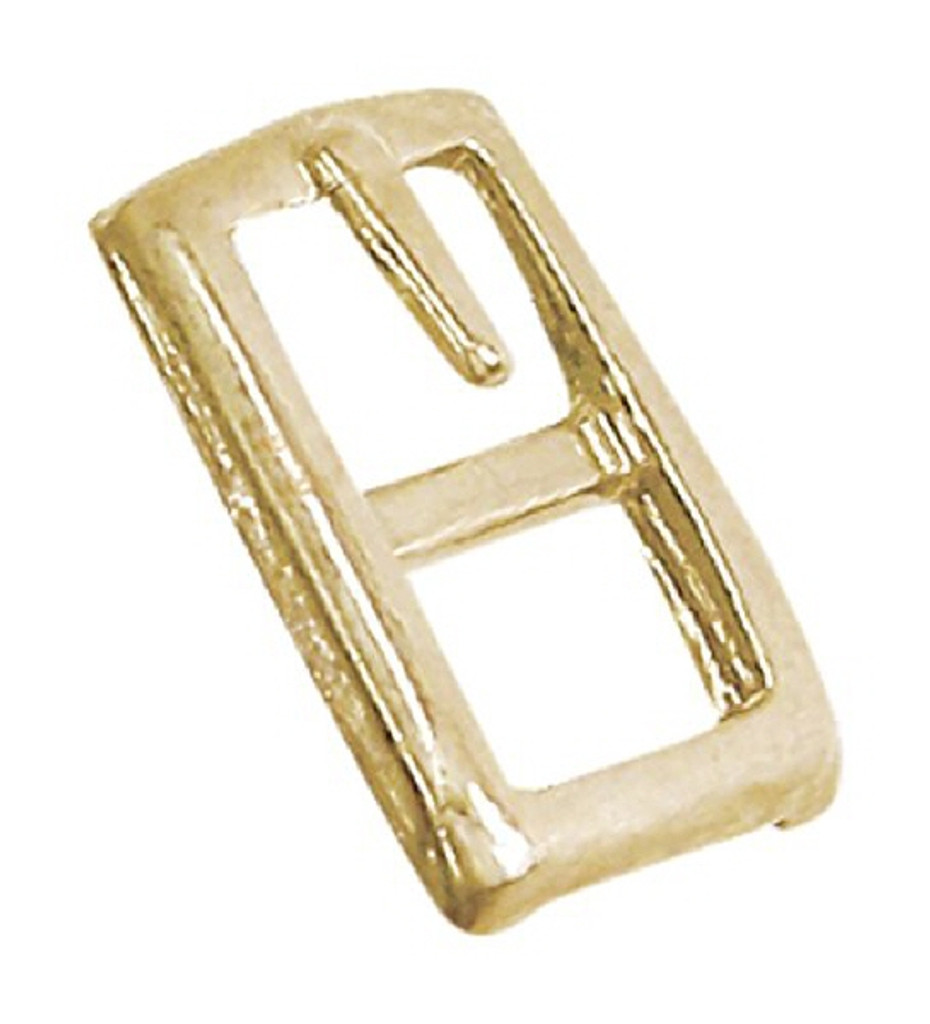 Azone AMP106-GLD Azone Original 6 x 11 Real Buckle Gold