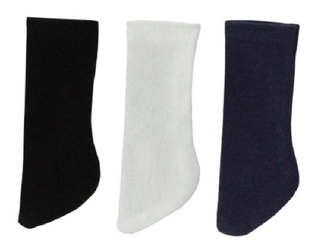 Azone KPT006-ASA Mushroom Planet 'High Socks' A Set White / Black / Navy