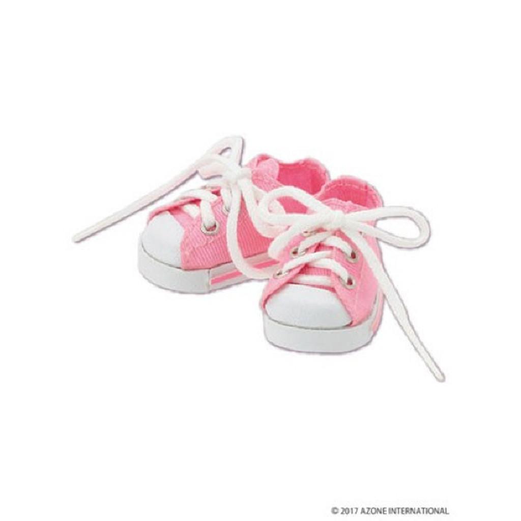 Azone KPT023-PNK Mushroom Planet 'Low Cut Sneaker' Pink