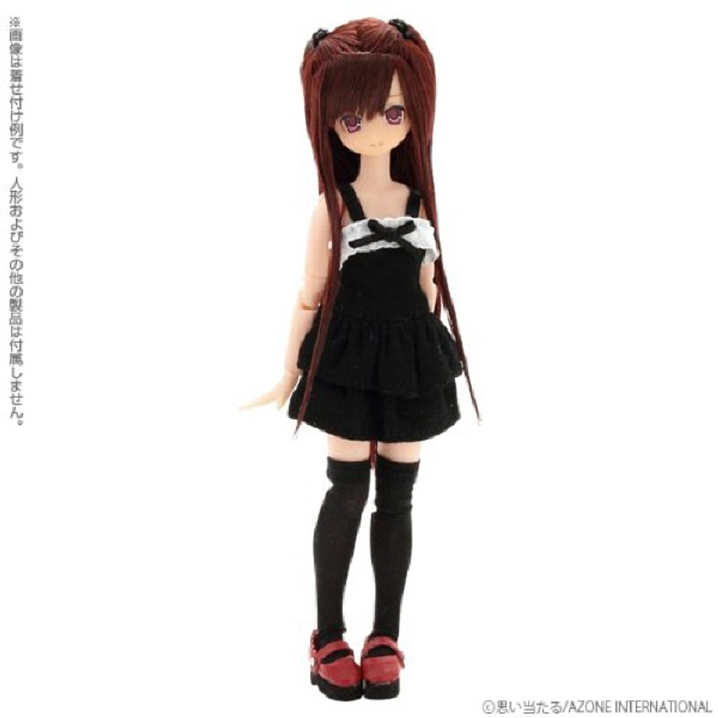 Azone PIC042-RED 1/12 Strap Shoes Red