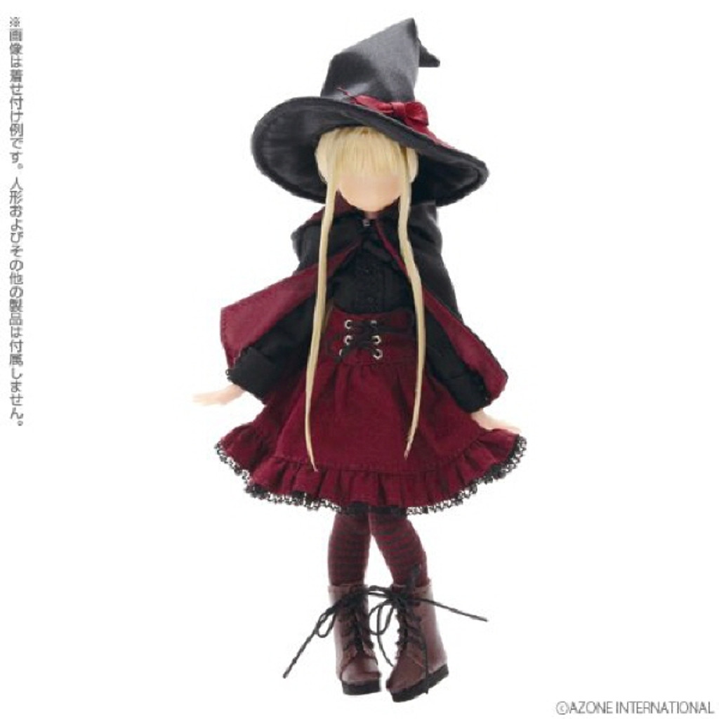 Azone PIC049-DBR 1/12 Lace-Up Short Boots Dark Brown