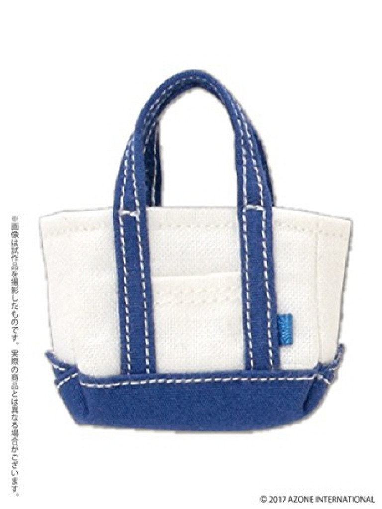Azone PIC176-BLE 1/12 Casual Tote Bag Blue
