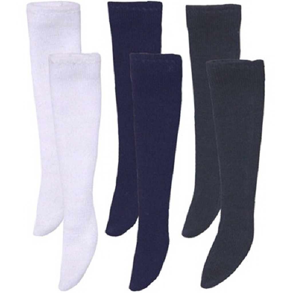 Azone POC003-AST PNS High Socks Set Assort