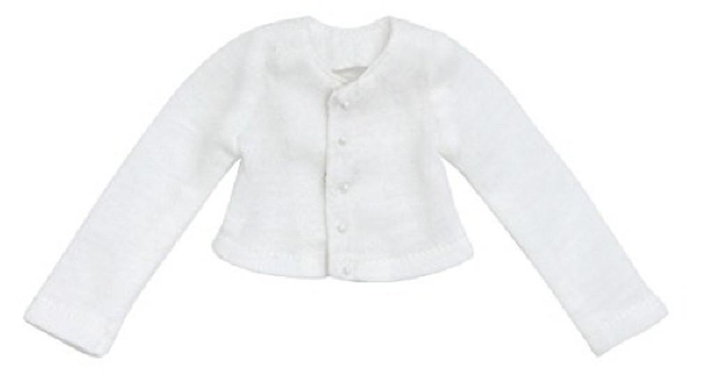 Azone POC397-WHT PNS Spring Cardigan White
