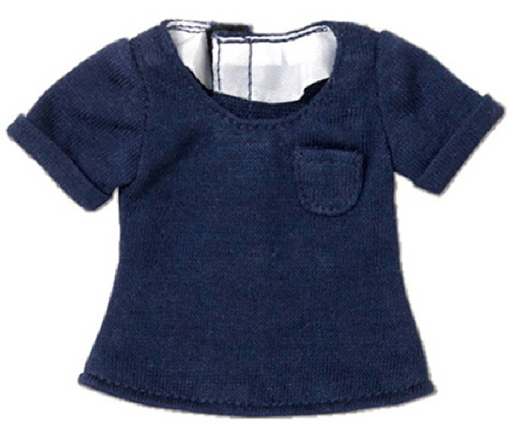 Azone POC434-NVY PNS Boys Low-Edge T-Shirt Navy