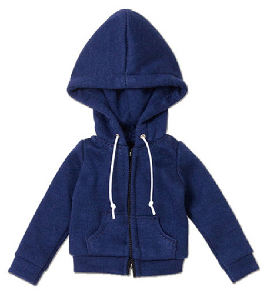 Azone POC437-NVY PNS Boy Cotton Parka Navy