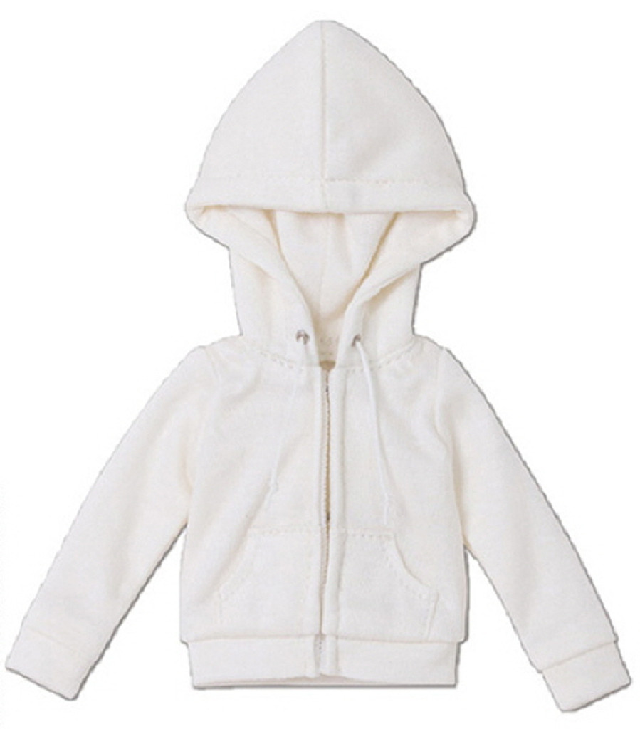 Azone POC437-OWT PNS Boy Cotton Parka Off White