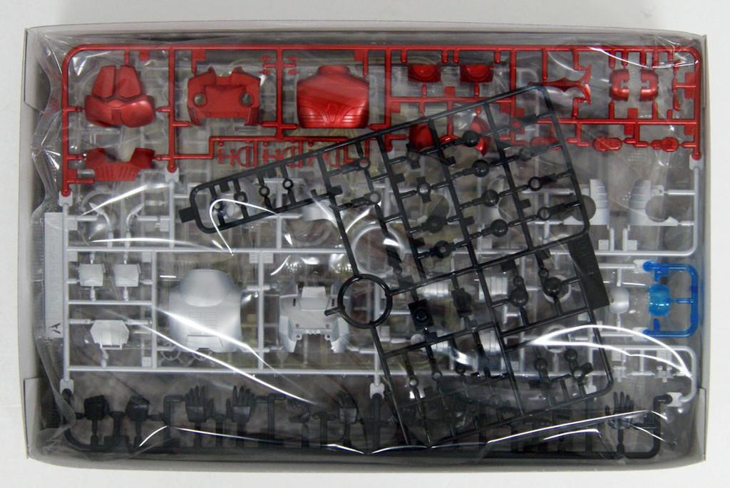 Bandai Figure-Rise 6 Kamen Rider Kabuto Non-Scale Kit 865380