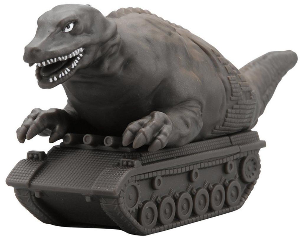 Bandai Ultraman Ultra Monster Series 64 Dinosaur Tank Figure