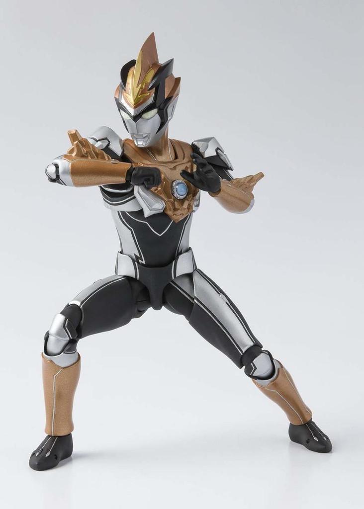 Bandai S.H. Figuarts Ultraman R/B Ultraman Blu Ground Figure