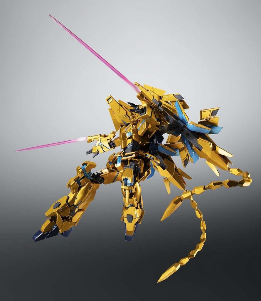 Bandai Robot Spirits Unicorn Gundam Unit 03 Phenex (Destroy Mode Narrative ver.) Figure