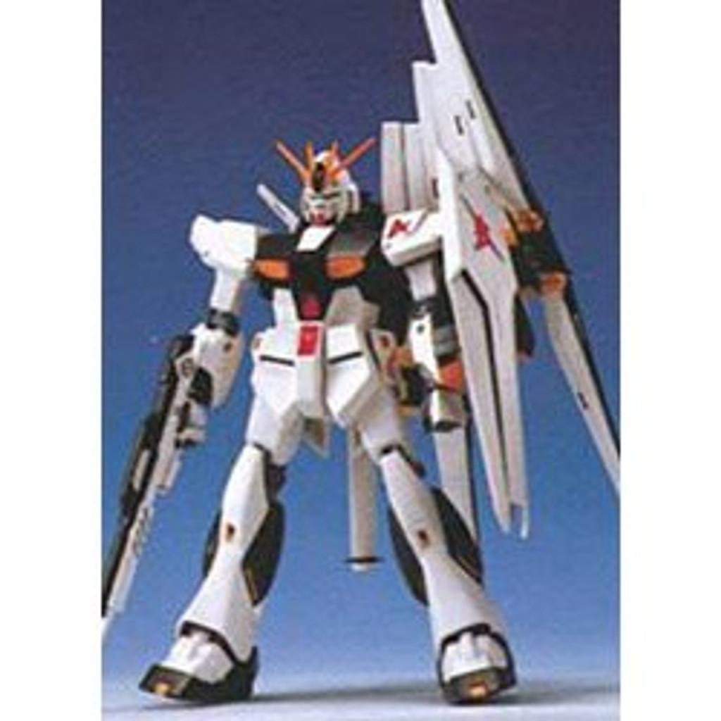 Bandai 243917 v (nu) Gundam Fin-Fannel 1/144 Scale Kit