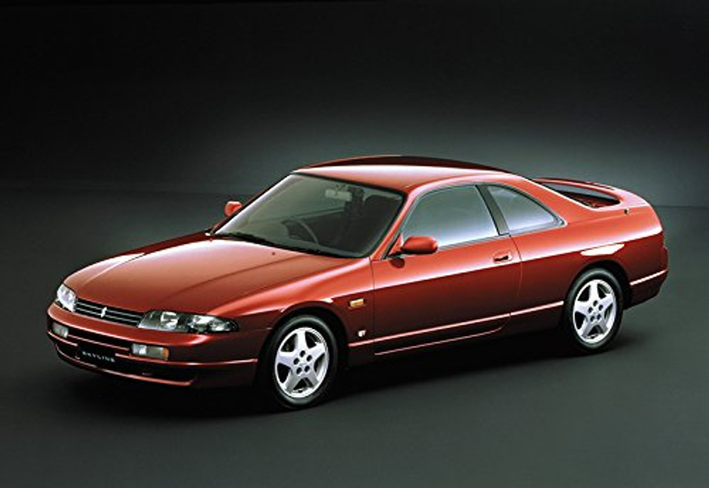 Aoshima 56547 The Model Car 94 NISSAN ECR33 Skyline GTS25t Type M '94 1/24 scale kit