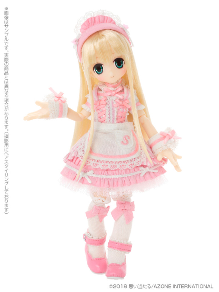 Azone PID022-SWS 1/12 Pico Sahras a la Mode Sweets A La Mode White Strawberry Cake