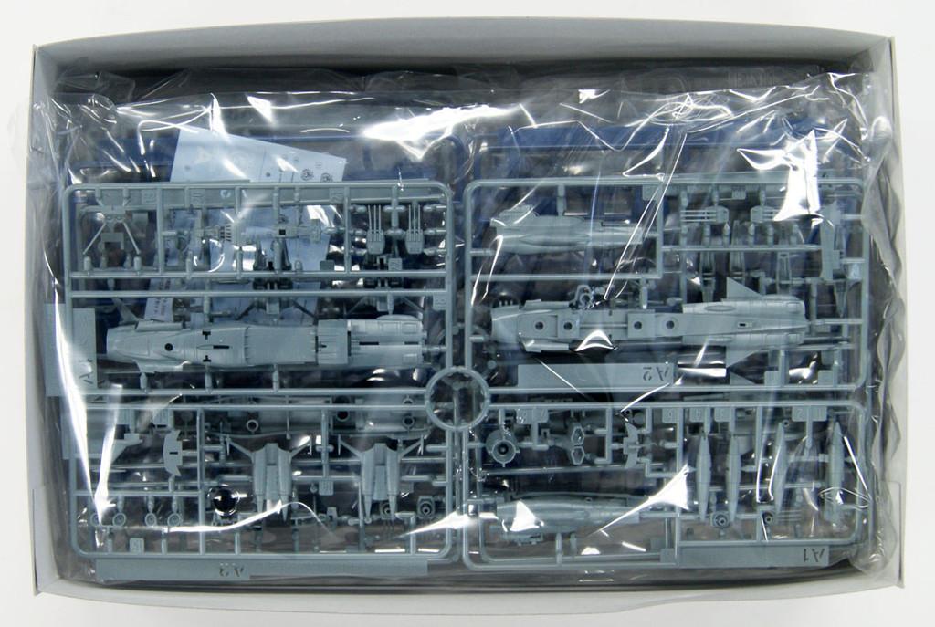 Bandai Mecha Collection Yamato 2202 U.N.C.F. AAA-Class Set Kit
