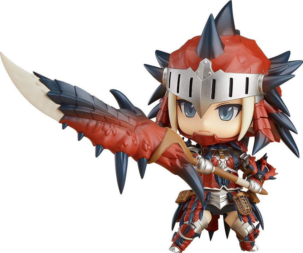 Good Smile Nendoroid 993-DX Hunter: Female Rathalos Armor Edition DX Ver. (MONSTER HUNTER: WORLD)