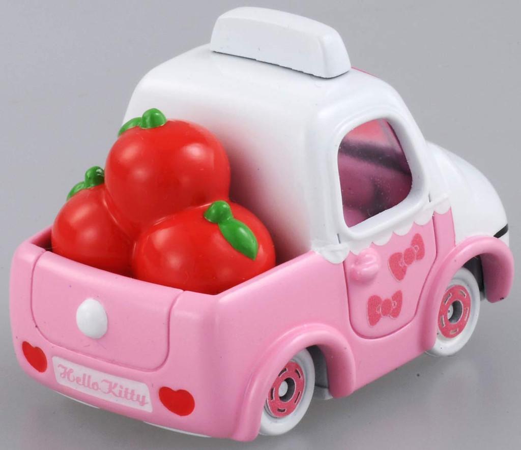 Takara Tomy Dream Tomica 152 Hello Kitty Apple Car