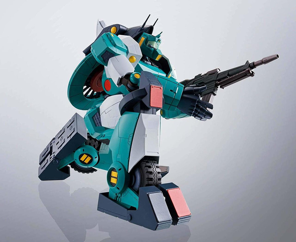 Bandai HI-Metal R Combat Mecha Xabungle Walker Gallia Figure