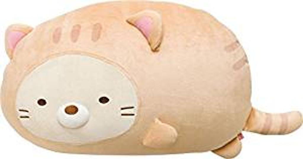 San-X Plush Doll Sumikko Gurashi Super Squishy Coushion MR Cat TJN