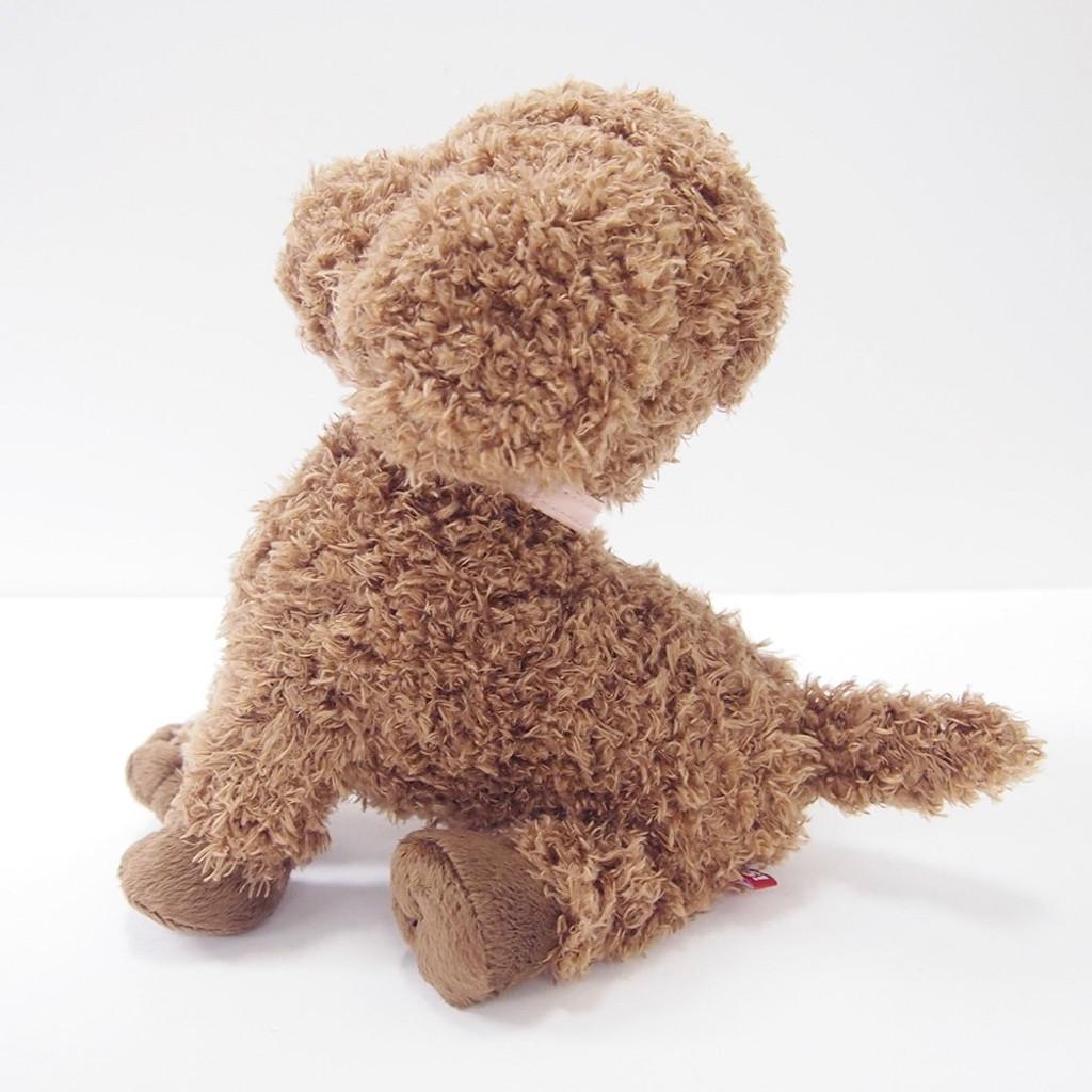 Sun Lemon Plush Doll Paps! Stuffed Toy Plush Toy-Poodle Brown Medium TJN