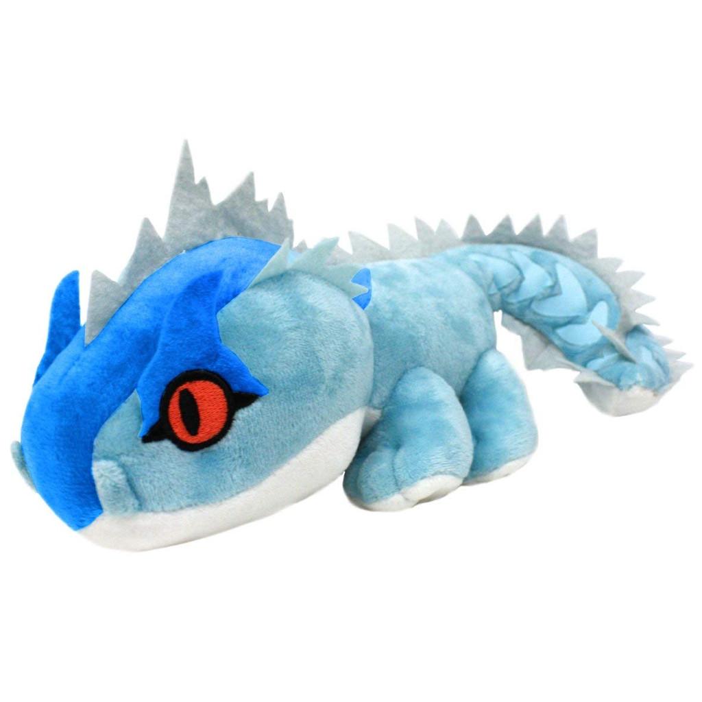 Capcom Monster Hunter World Tobi-Kadachi Stuffed Plush Toy