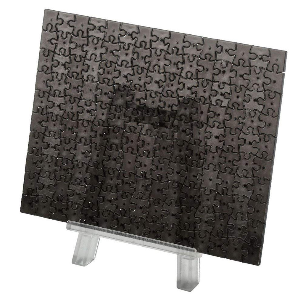 Beverly Crystal Jigsaw Puzzle CJP-041 Invisible Hell Black (150 Pieces)