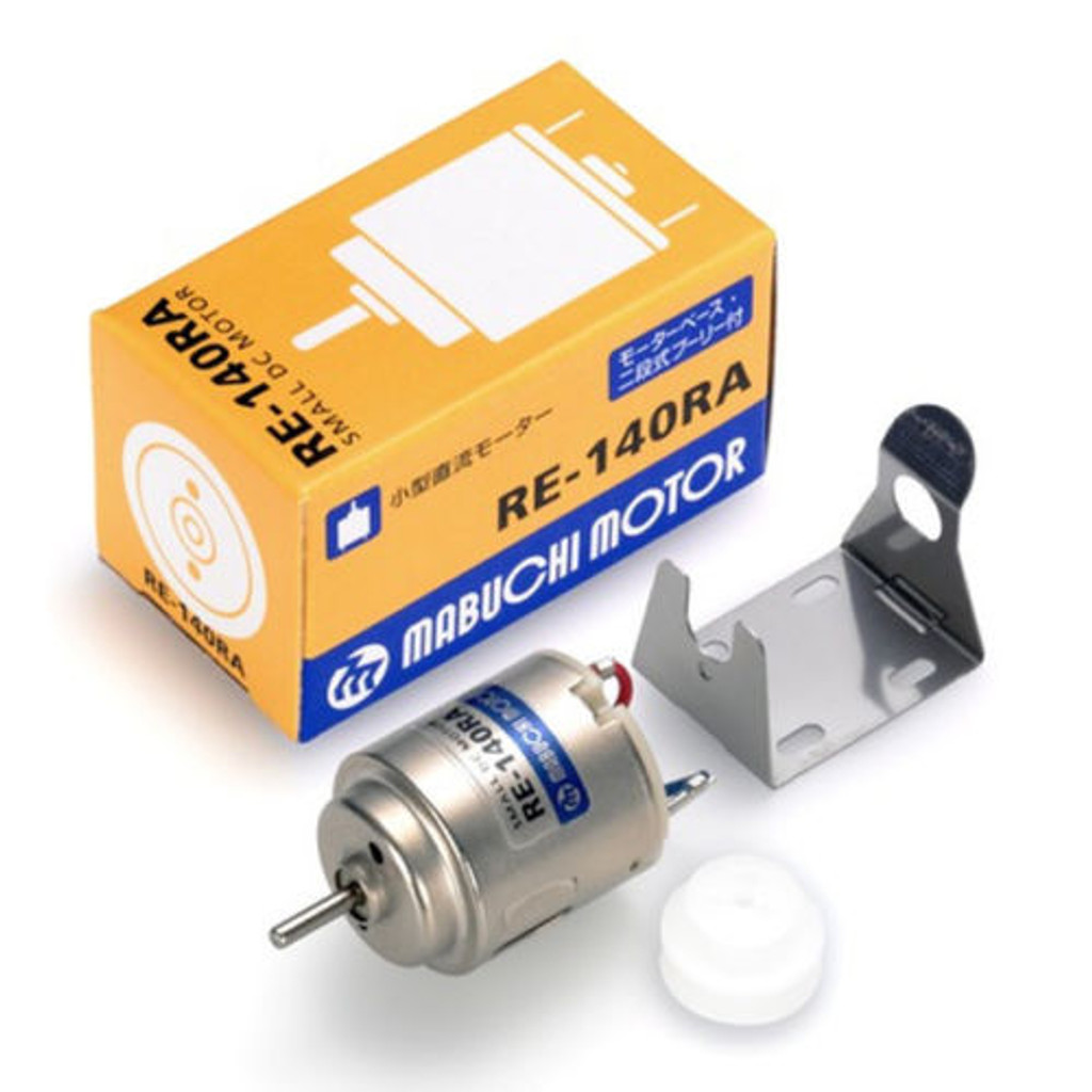 Mabuchi RE-140RA Small DC Motor (RE-140) 4580265061405