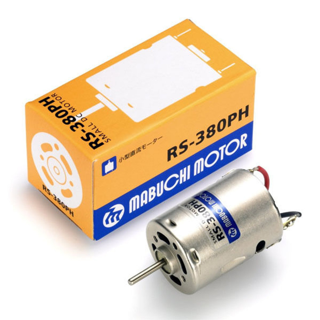 Mabuchi RS-380PH Small DC Motor (RS-380) 4580265063805