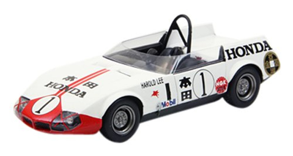 Ebbro 44369 RQ Coniglio 1970 Macau GP (Resin Model) 1/43 Scale