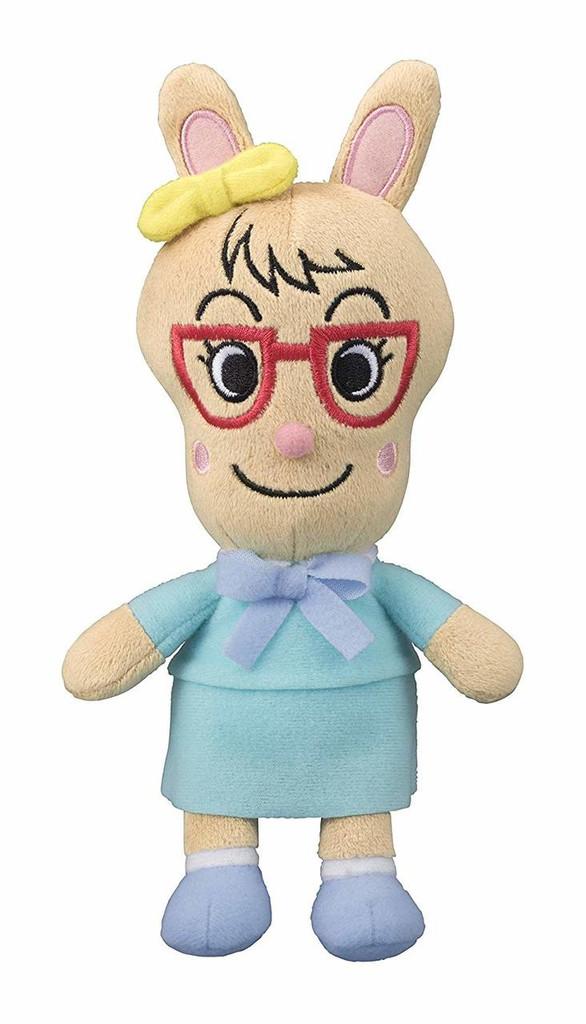 Sega Toys Plush Doll Anpanman Pretty Beans S plus Mimi-sensei TJN