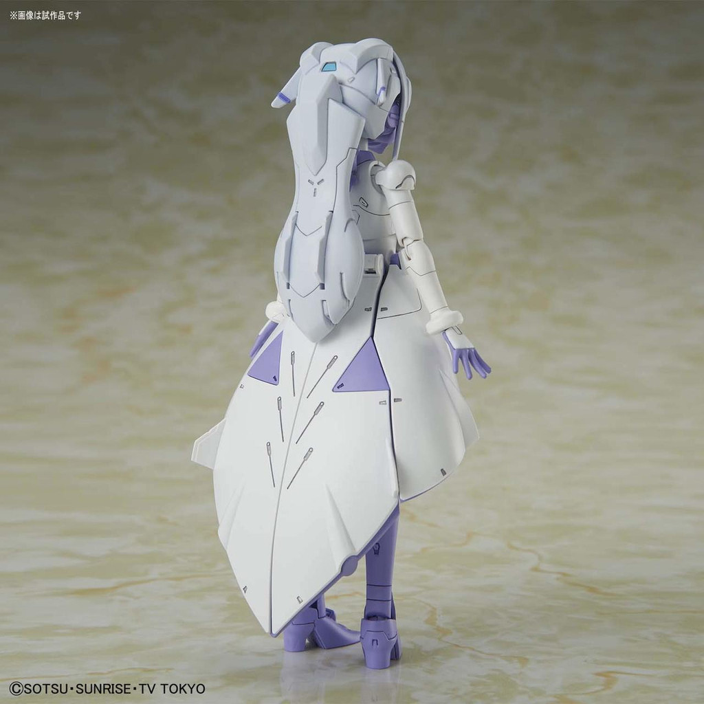 Bandai Gundam Build Divers 023 Mobile Doll Sarah 1/144 Scale Kit