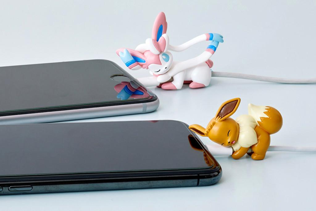 Gray Parker Service 417262 Pokemon Sleeping on the Cable Vol.3 1 Box 8pcs. Set