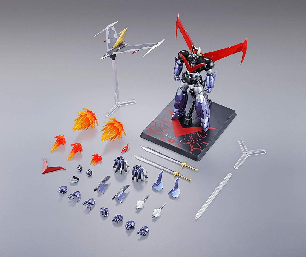 Bandai METAL BUILD Great Mazinger Figure (Movie Mazinger Z Infinity)