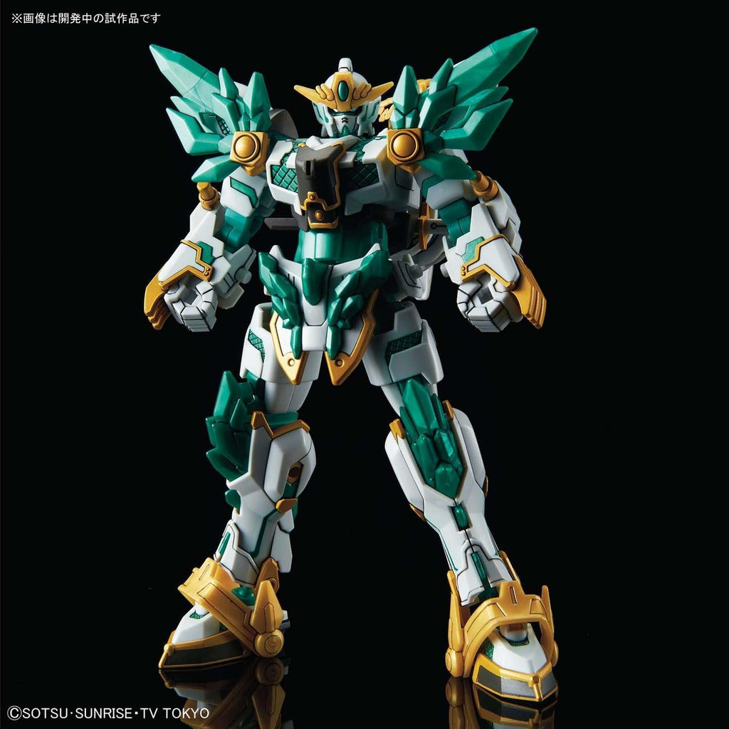 Bandai Gundam Build Divers 026 RX-Zeromaru Shinki Kessho Non-scale Kit