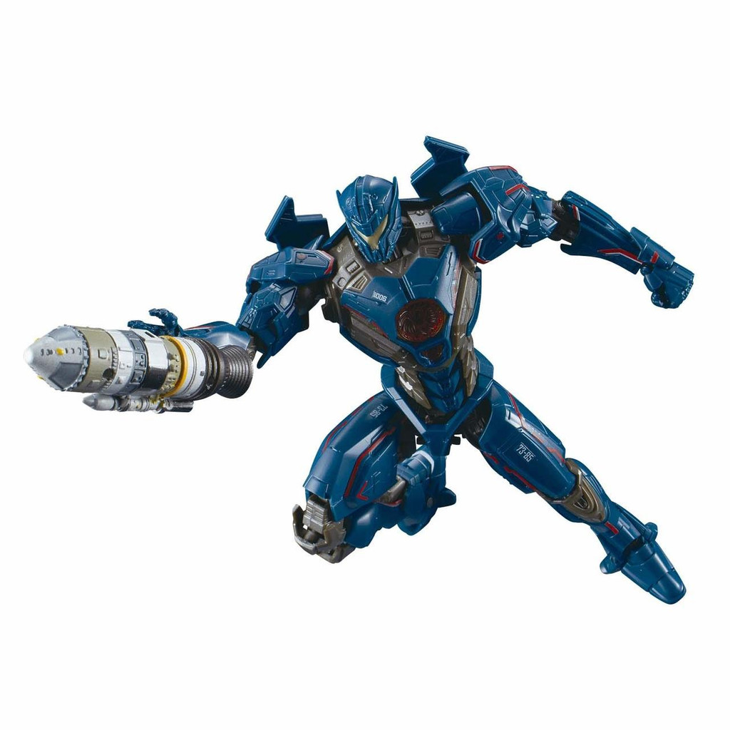 Bandai HG 558640 Pacific Rim Gipsy Avenger (Final Battle Specifications) Plastic Model Kit