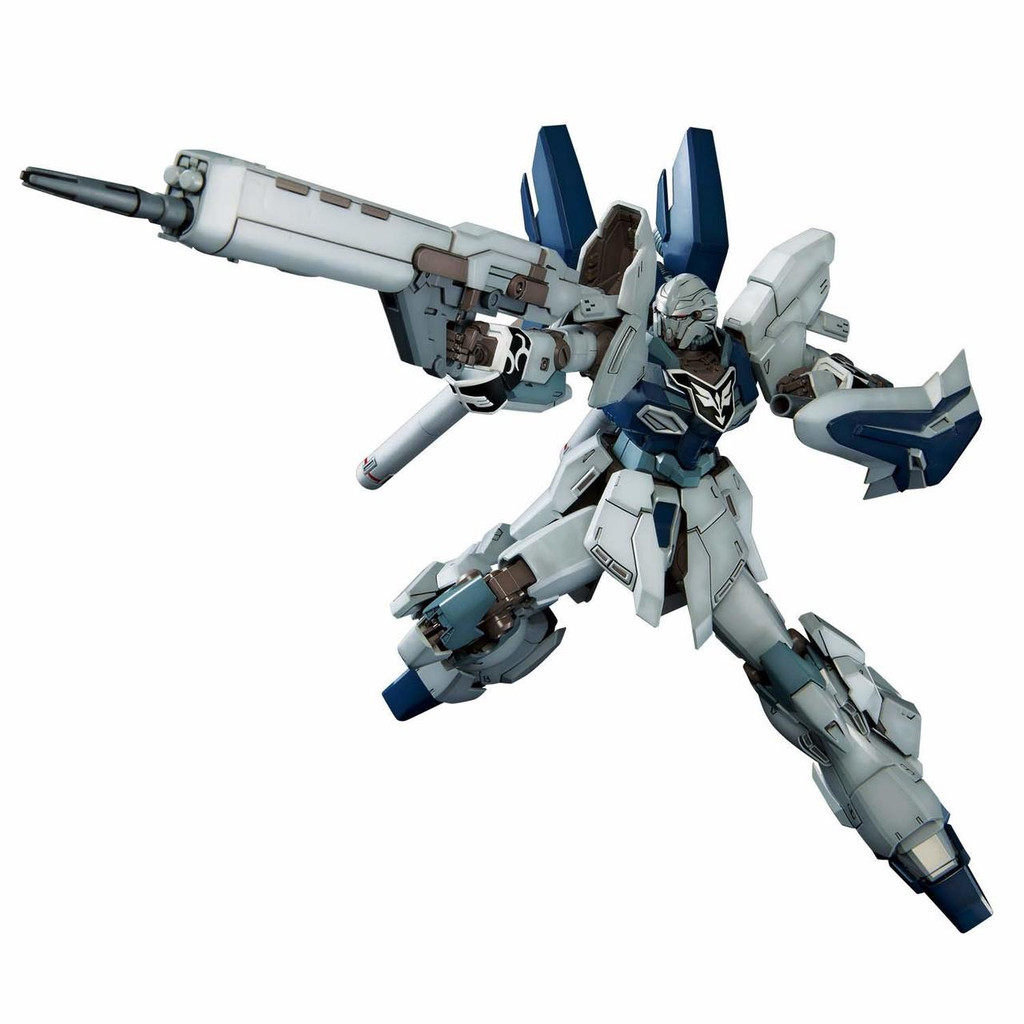 Bandai MG 557094 GUNDAM Sinanju Stein (Narrative Ver.) 1/100 Scale Kit
