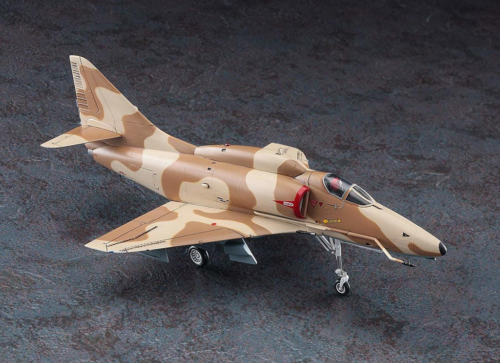 Hasegawa 64773 Area 88 A-4E/F Skyhawk Greg Gsates 1/72 Scale kit
