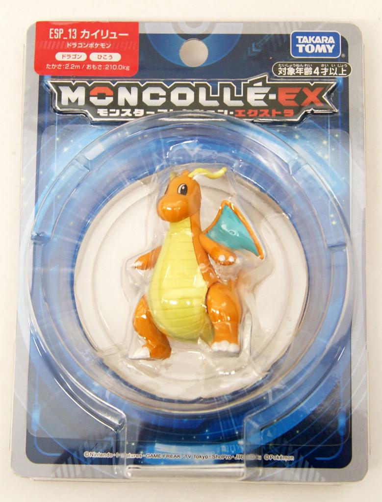 Takara Tomy Pokemon Moncolle Dragonite (Kairyu) 129127