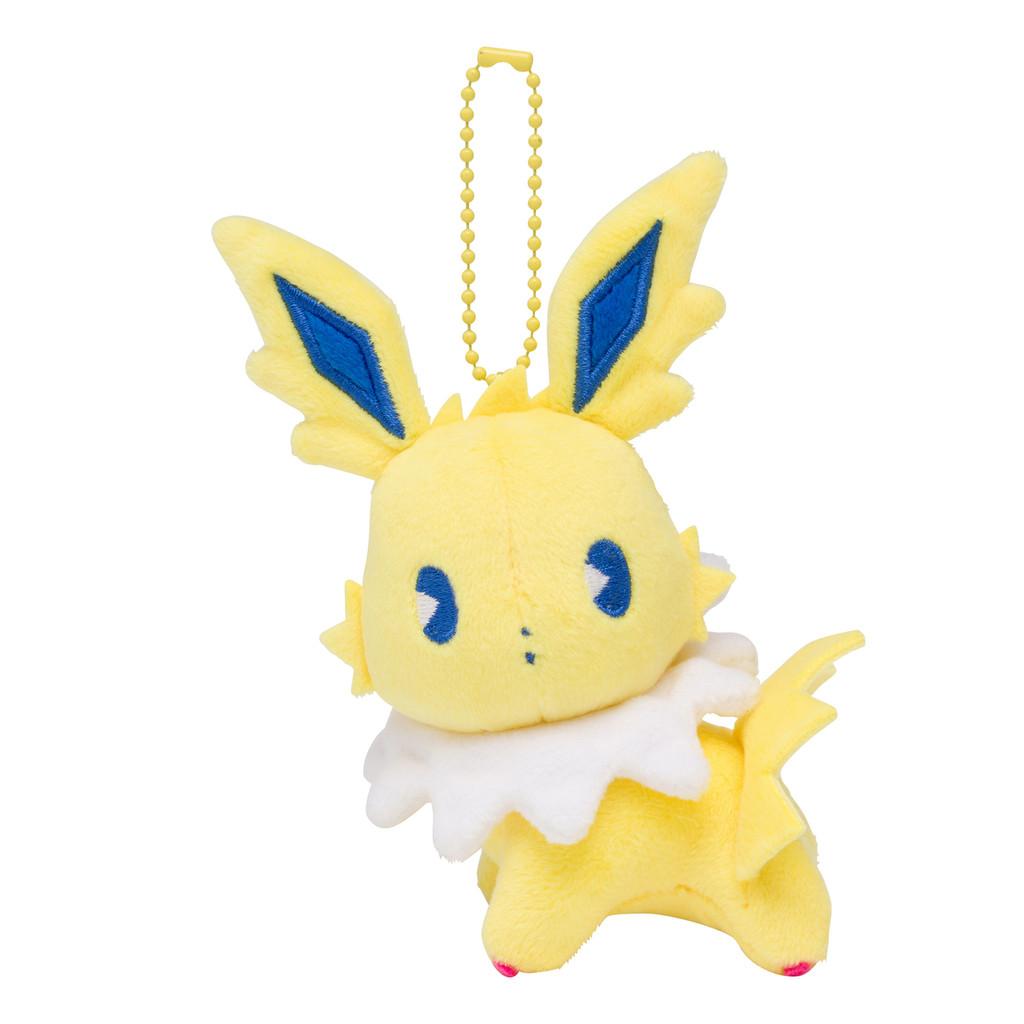 Pokemon Center Original Mascot Mix au Lait Jolteon 0101
